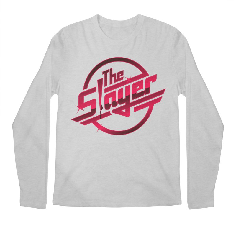 Once More With Slaying Men's Longsleeve T-Shirt by AMODesign's Artist Shop