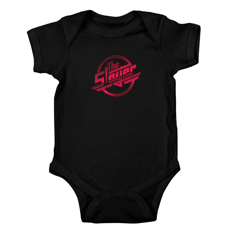 Once More With Slaying Kids Baby Bodysuit by AMODesign's Artist Shop