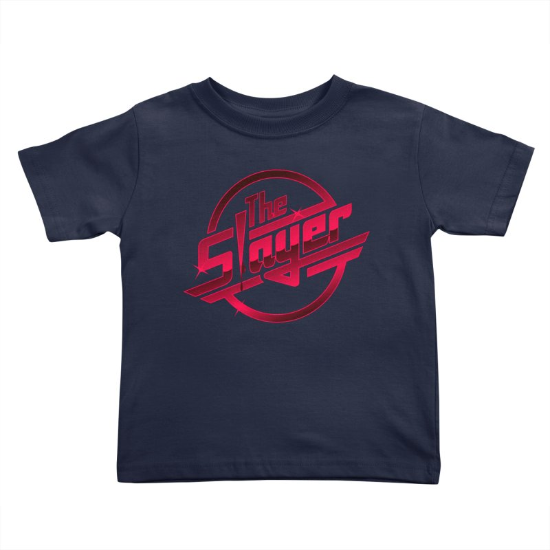 Once More With Slaying Kids Toddler T-Shirt by AMODesign's Artist Shop