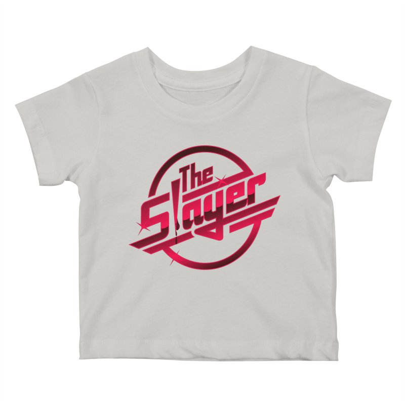 Once More With Slaying Kids Baby T-Shirt by AMODesign's Artist Shop