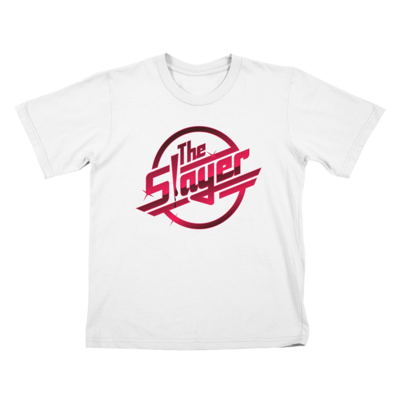 Once More With Slaying Kids T-shirt by AMODesign's Artist Shop