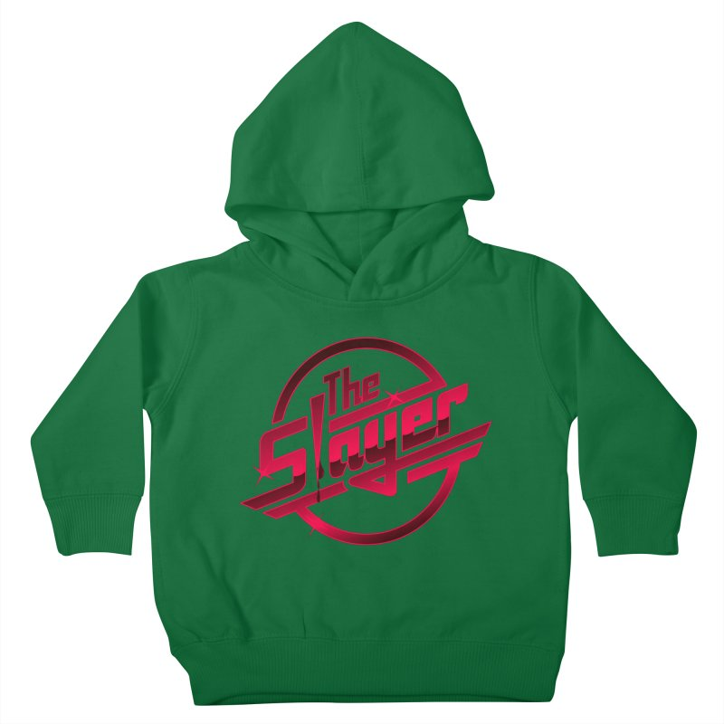 Once More With Slaying Kids Toddler Pullover Hoody by AMODesign's Artist Shop
