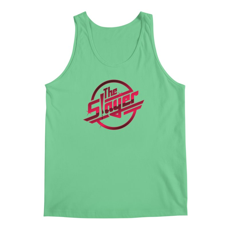 Once More With Slaying Men's Tank by AMODesign's Artist Shop