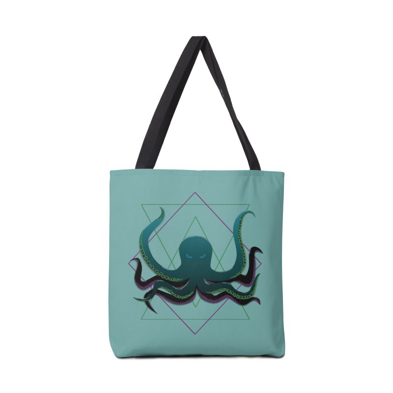 Soul Eater Octopus Accessories Bag by ambersphere's artist shop