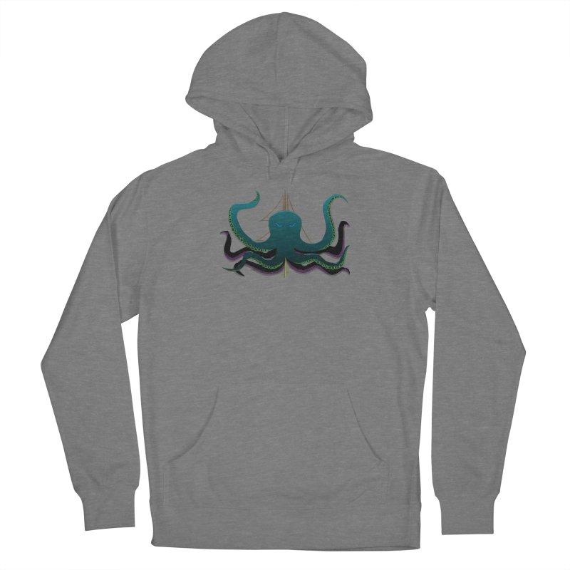 Soul Eater Octopus Women's Pullover Hoody by ambersphere's artist shop