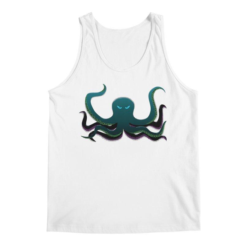 Soul Eater Octopus Men's Tank by ambersphere's artist shop