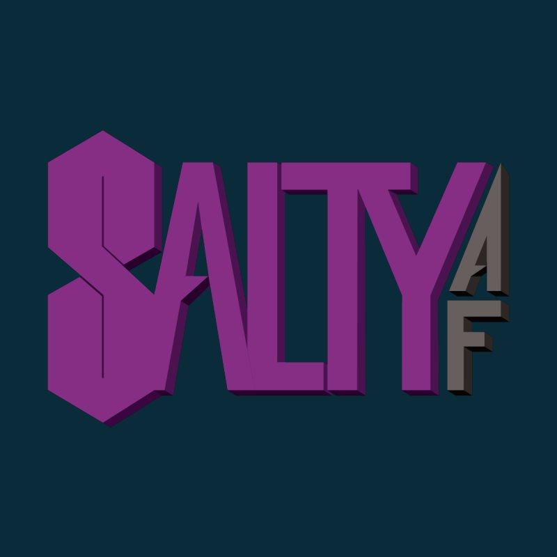 Feeling Salty AF Accessories Mug by ambersphere's artist shop