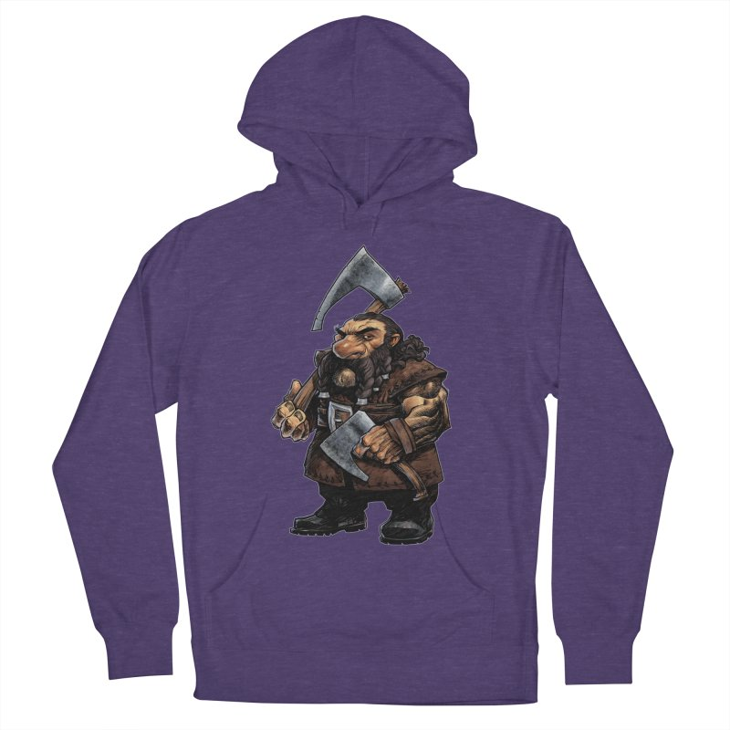 Axe Master Women's Pullover Hoody by Ambrose H.H.'s Artist Shop