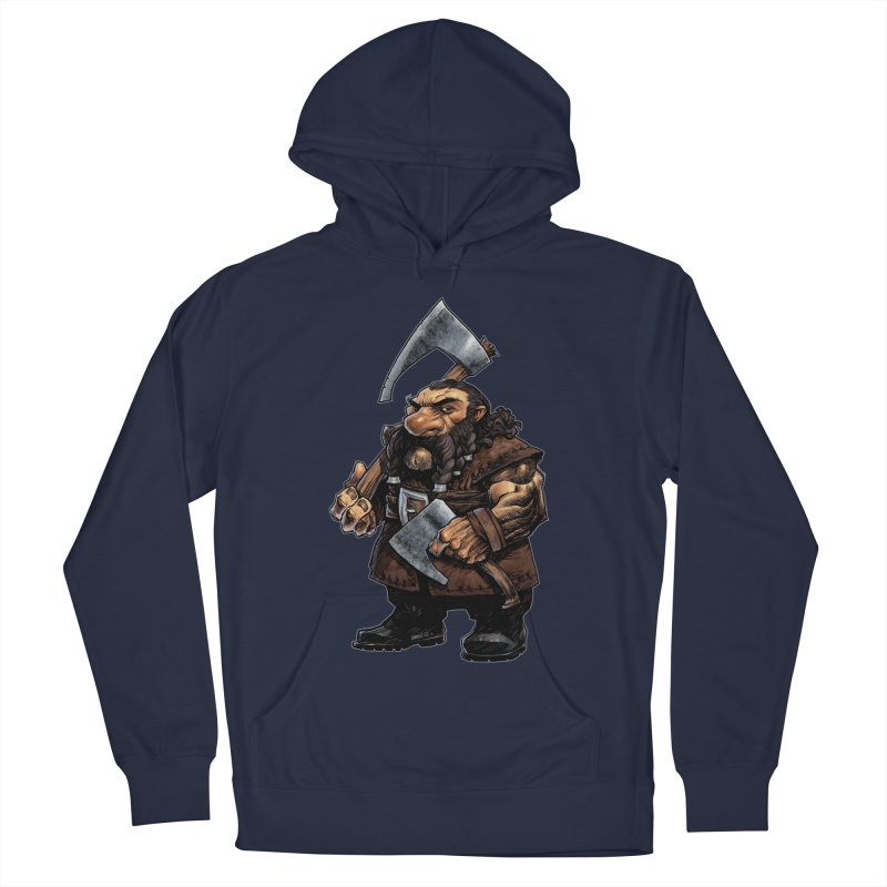 Axe Master Men's Pullover Hoody by Ambrose H.H.'s Artist Shop