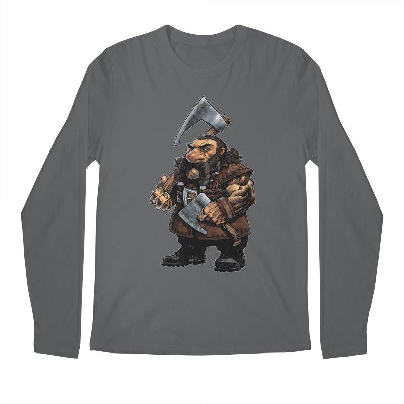Axe Master Men's Longsleeve T-Shirt by Ambrose H.H.'s Artist Shop