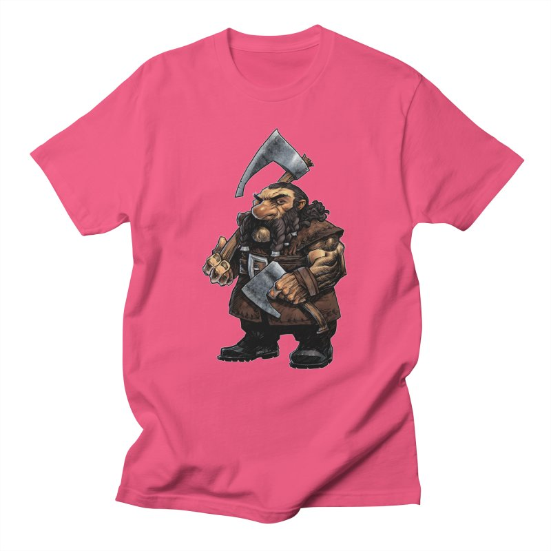 Axe Master Men's T-Shirt by Ambrose H.H.'s Artist Shop