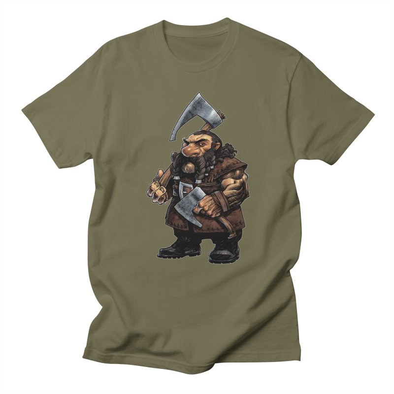 Axe Master Men's T-Shirt by Ambrose H.H.'s Artist Shop