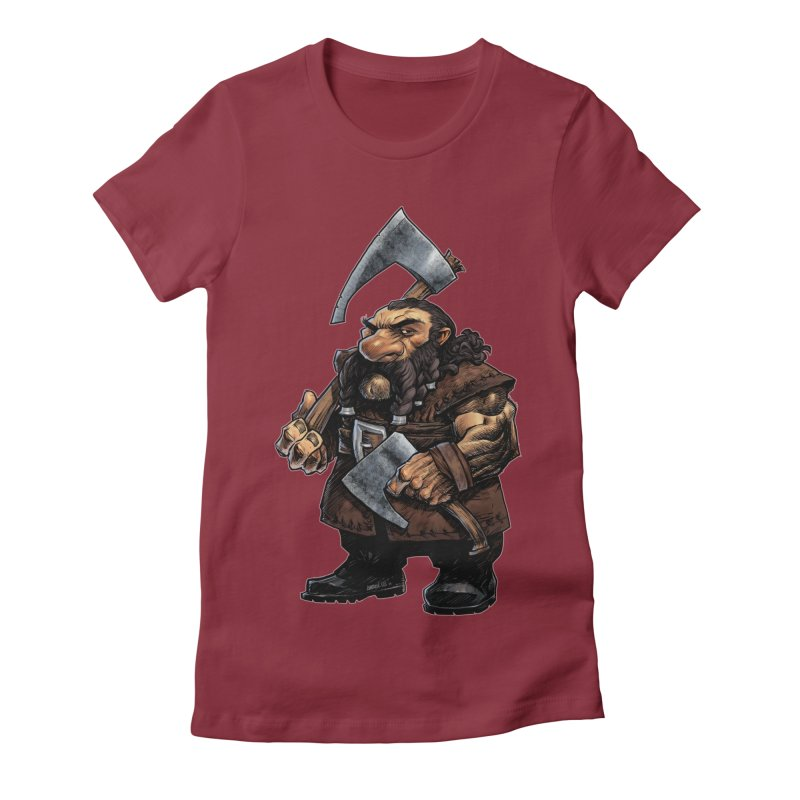 Axe Master Women's T-Shirt by Ambrose H.H.'s Artist Shop