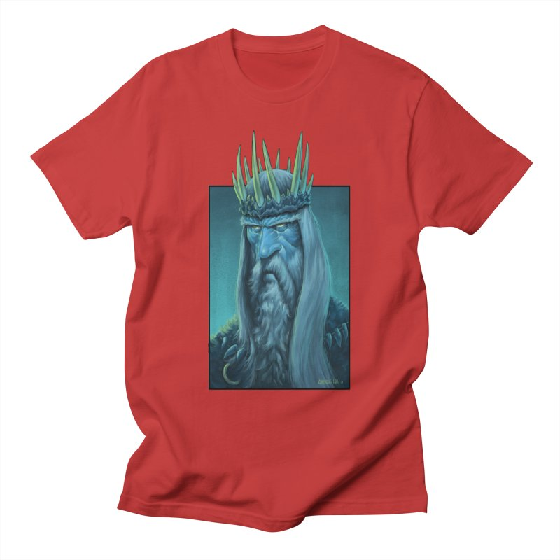 King of Madness Men's T-Shirt by Ambrose H.H.'s Artist Shop