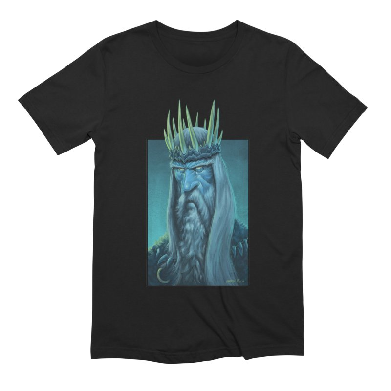 King of Madness Men's Extra Soft T-Shirt by Ambrose H.H.'s Artist Shop