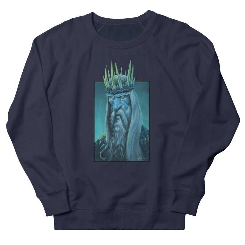 King of Madness Women's Sweatshirt by Ambrose H.H.'s Artist Shop