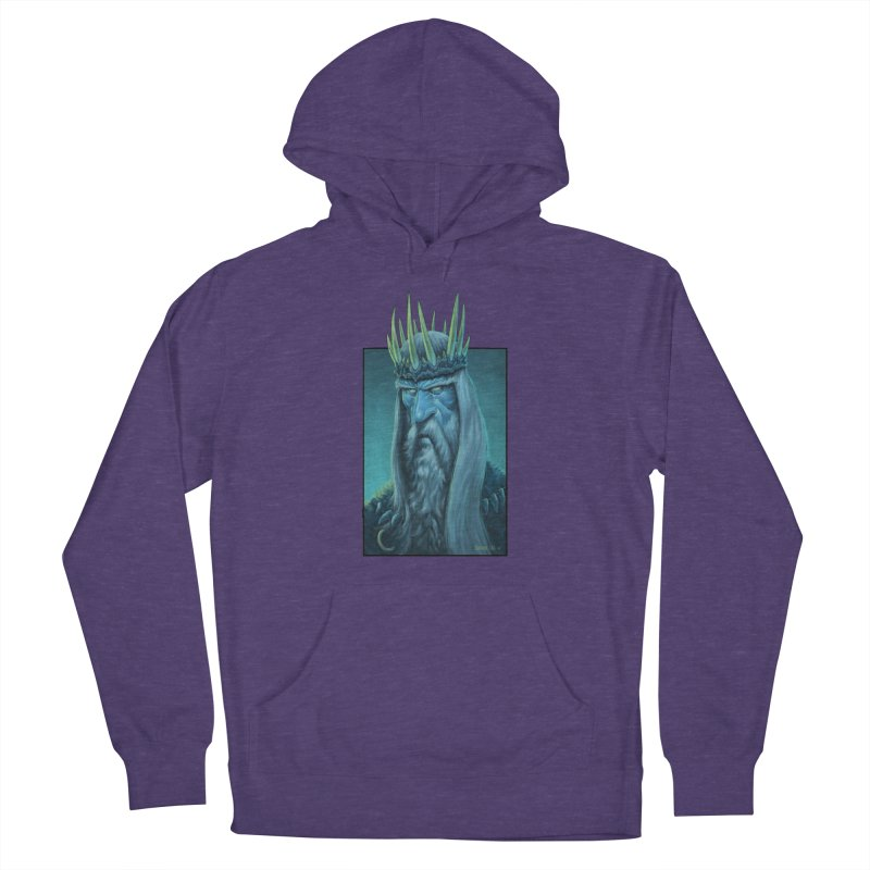 King of Madness Men's Pullover Hoody by Ambrose H.H.'s Artist Shop
