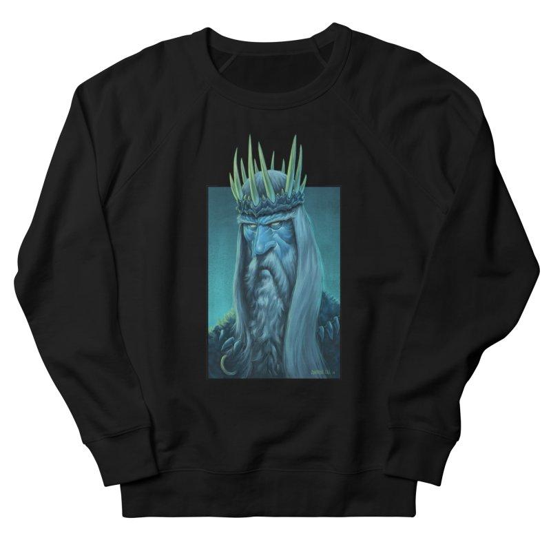King of Madness Men's Sweatshirt by Ambrose H.H.'s Artist Shop