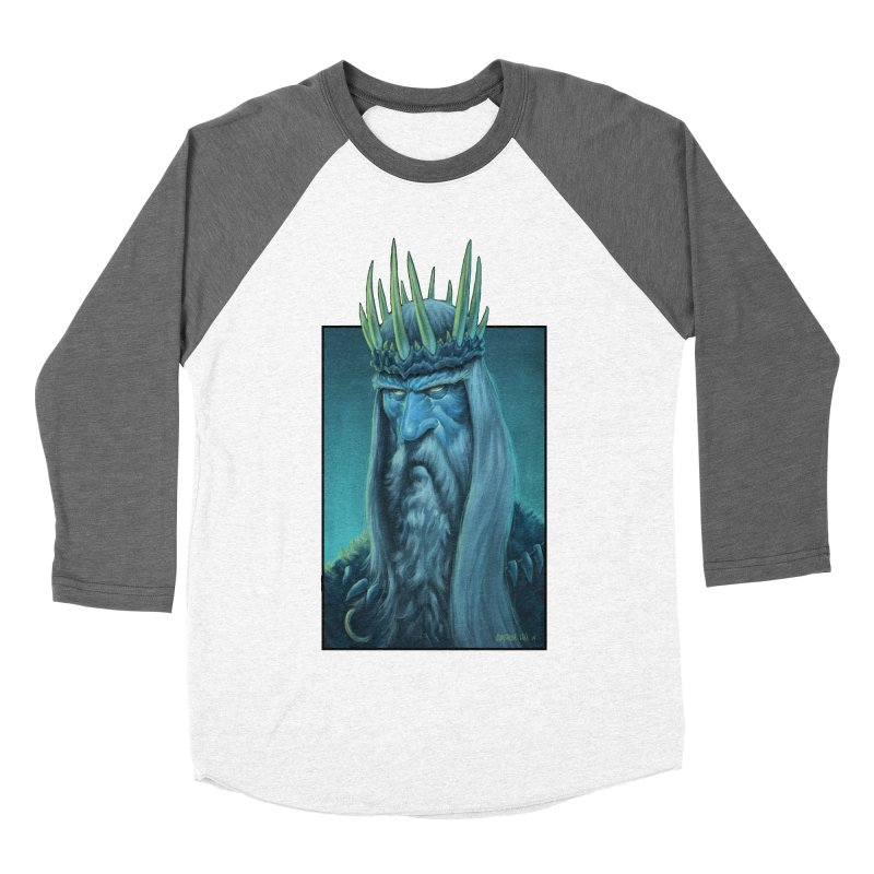 King of Madness Women's Longsleeve T-Shirt by Ambrose H.H.'s Artist Shop