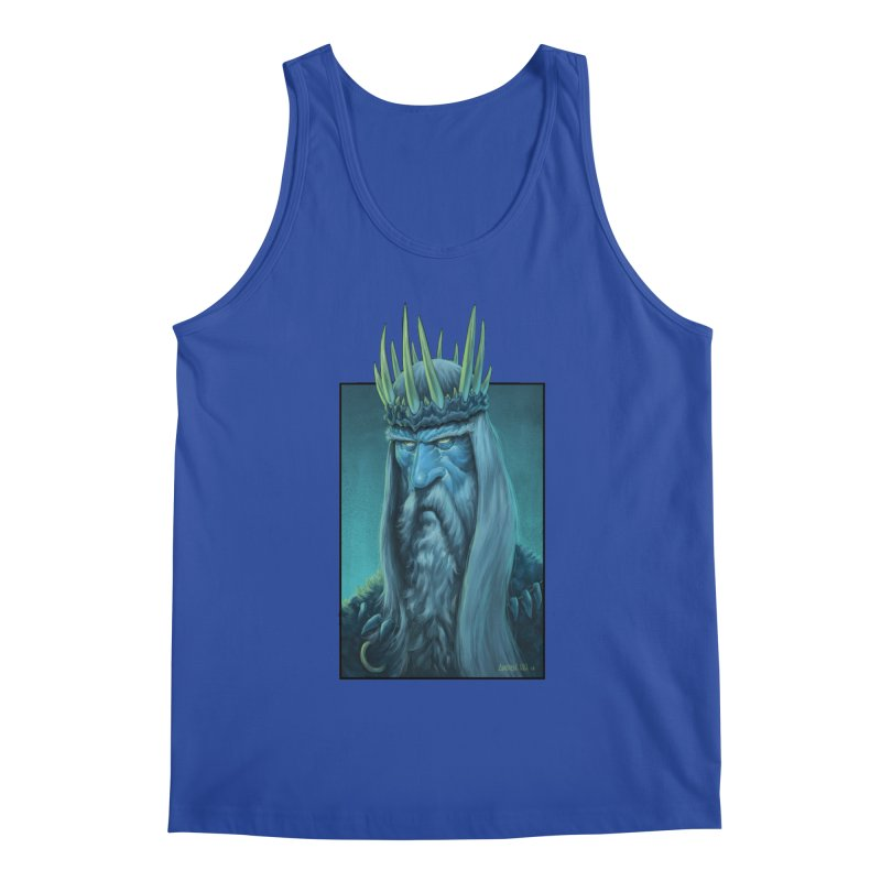 King of Madness Men's Tank by Ambrose H.H.'s Artist Shop