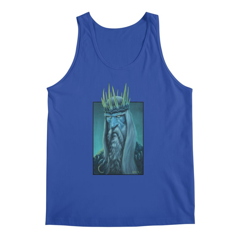King of Madness Men's Regular Tank by Ambrose H.H.'s Artist Shop