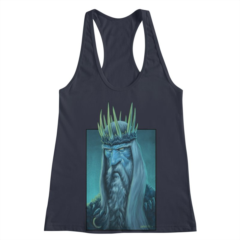 King of Madness Women's Tank by Ambrose H.H.'s Artist Shop