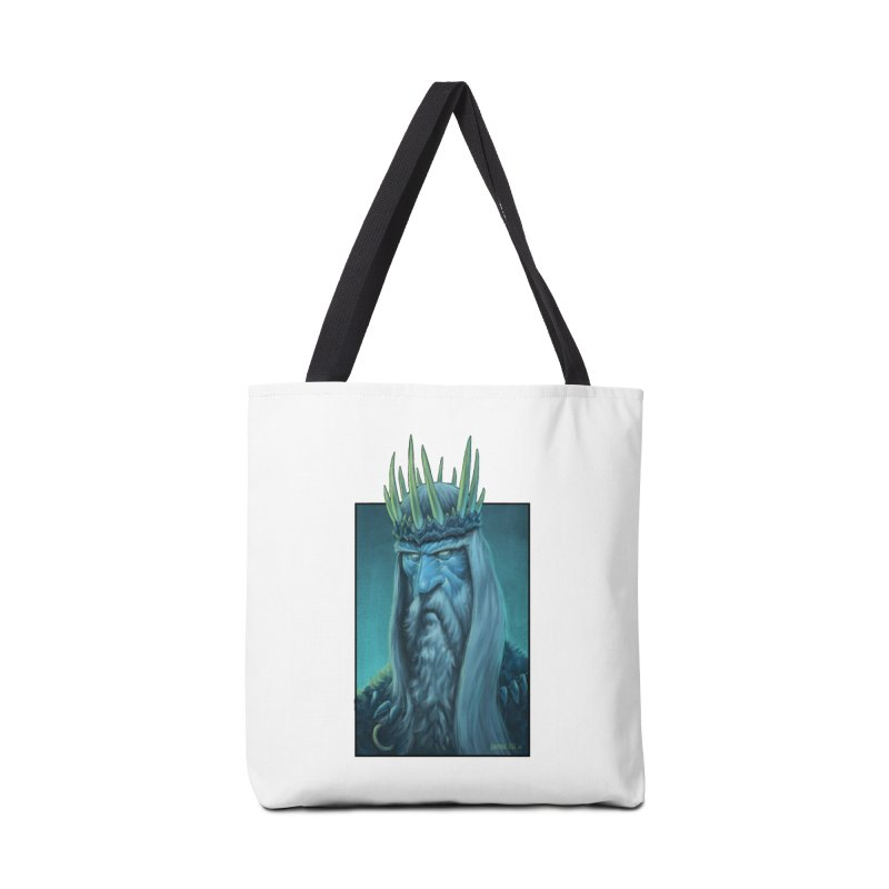 King of Madness Accessories Bag by Ambrose H.H.'s Artist Shop