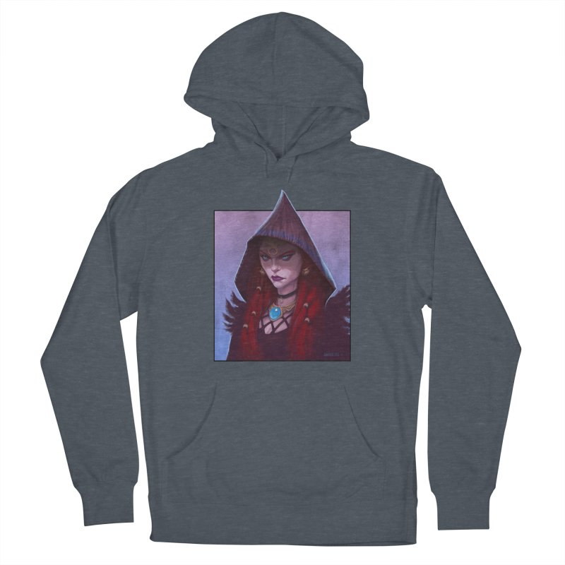 The Priestess Women's Pullover Hoody by Ambrose H.H.'s Artist Shop