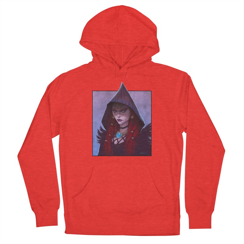 The Priestess Men's Pullover Hoody by Ambrose H.H.'s Artist Shop