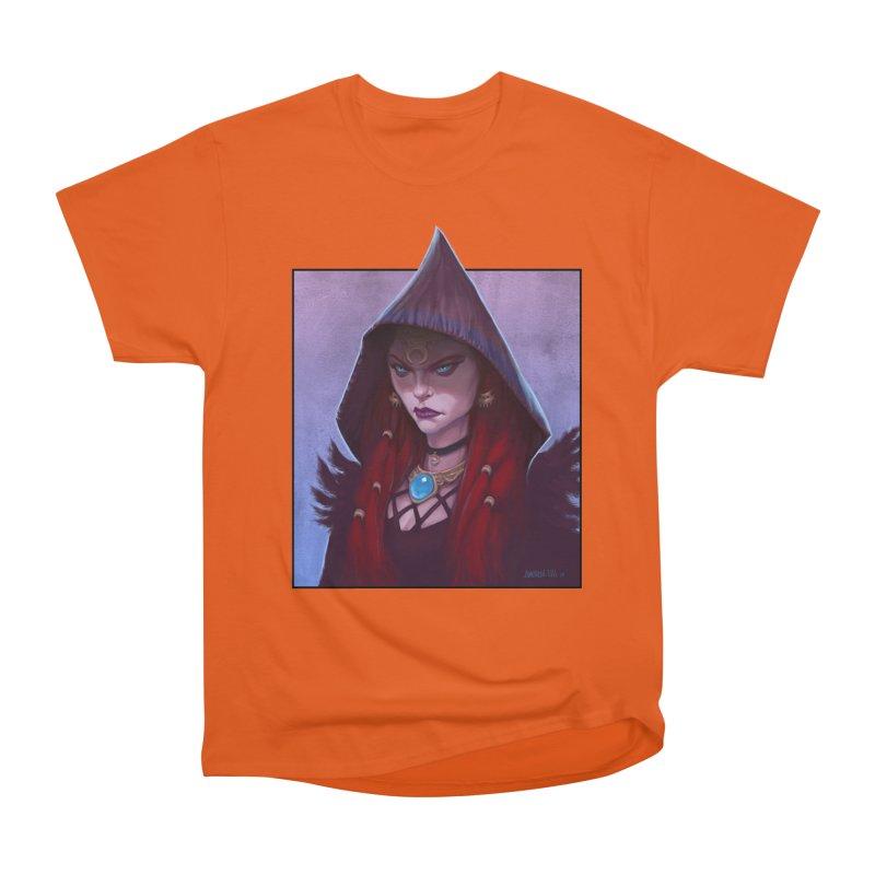 The Priestess Men's T-Shirt by Ambrose H.H.'s Artist Shop