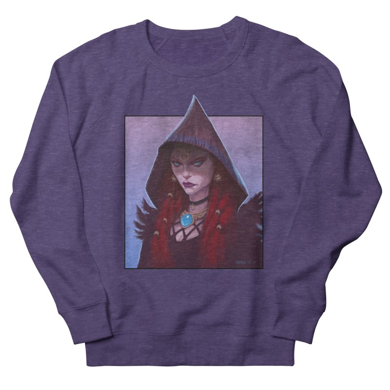 The Priestess Women's Sweatshirt by Ambrose H.H.'s Artist Shop