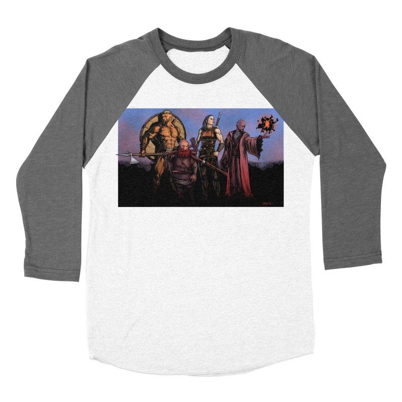 Adventurers Women's Longsleeve T-Shirt by Ambrose H.H.'s Artist Shop