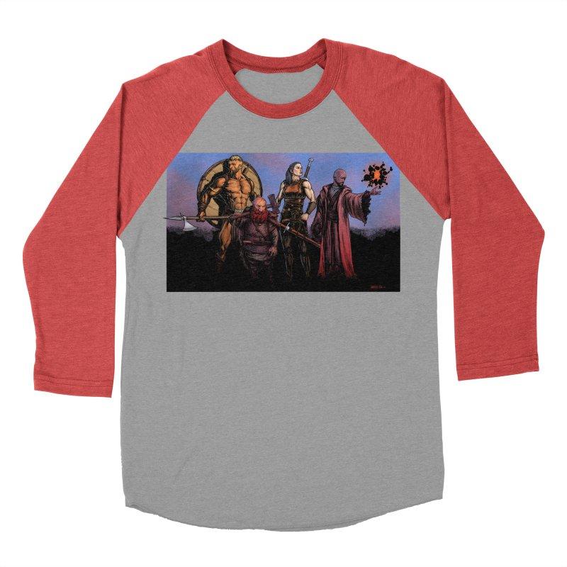 Adventurers Men's Longsleeve T-Shirt by Ambrose H.H.'s Artist Shop