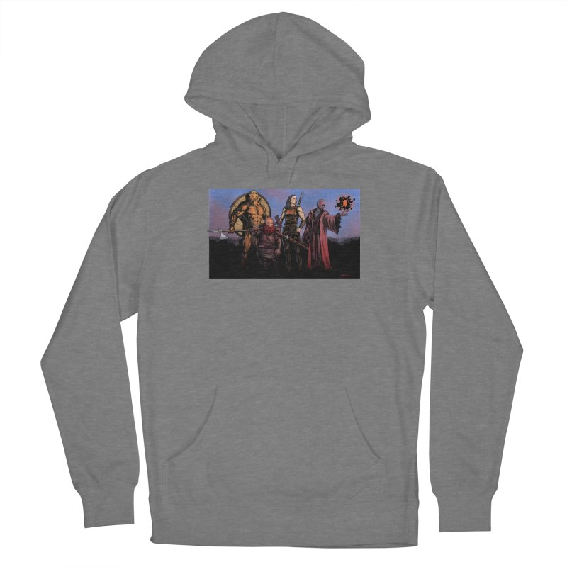 Adventurers Men's Pullover Hoody by Ambrose H.H.'s Artist Shop
