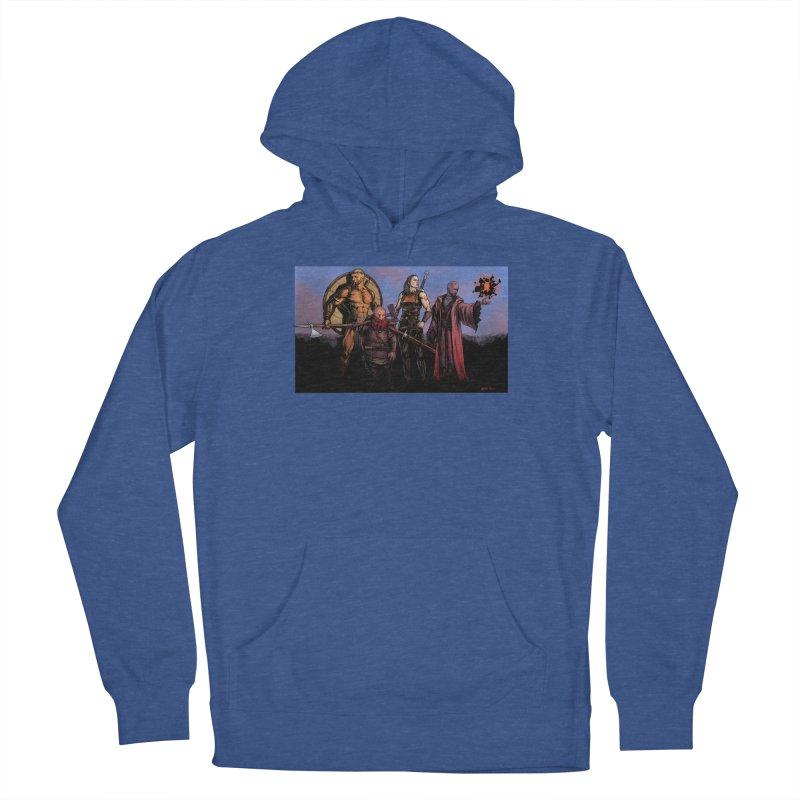 Adventurers Men's Pullover Hoody by Ambrose H.H.'s Artist Shop