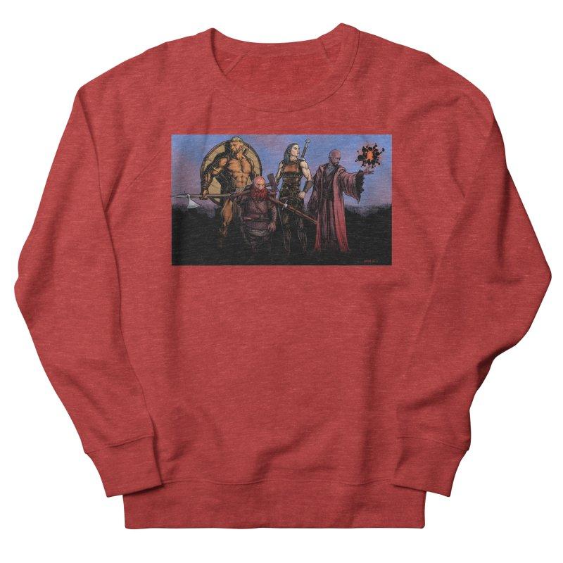 Adventurers Women's Sweatshirt by Ambrose H.H.'s Artist Shop