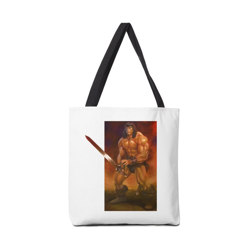 The Barbarian Accessories Bag by Ambrose H.H.'s Artist Shop