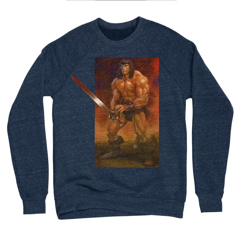 The Barbarian Women's Sweatshirt by Ambrose H.H.'s Artist Shop