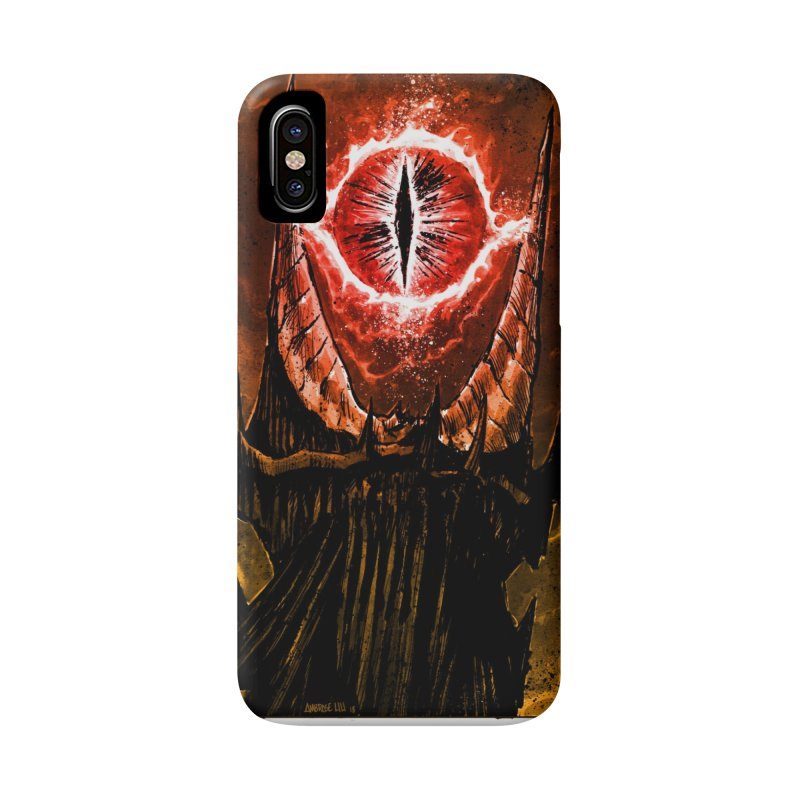 The Great Eye Accessories Phone Case by Ambrose H.H.'s Artist Shop
