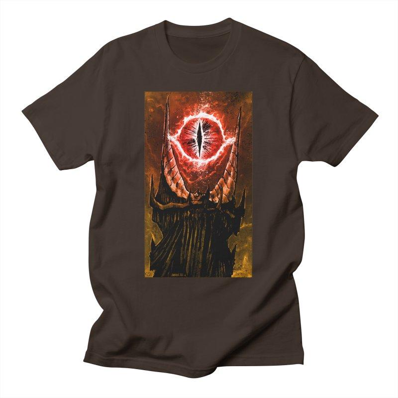 The Great Eye Men's T-Shirt by Ambrose H.H.'s Artist Shop