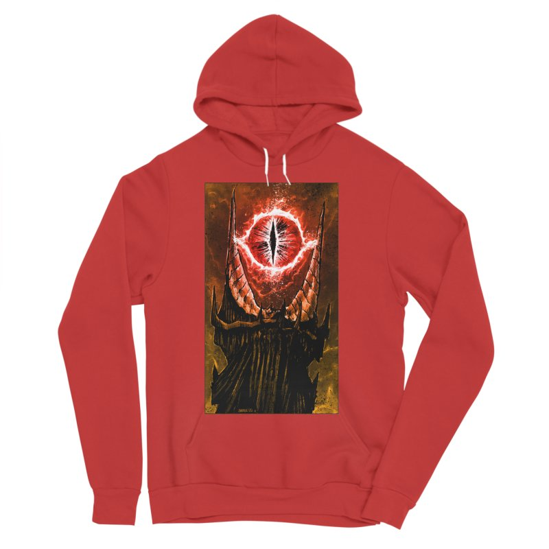 The Great Eye Men's Pullover Hoody by Ambrose H.H.'s Artist Shop