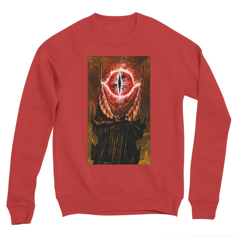 The Great Eye Men's Sweatshirt by Ambrose H.H.'s Artist Shop