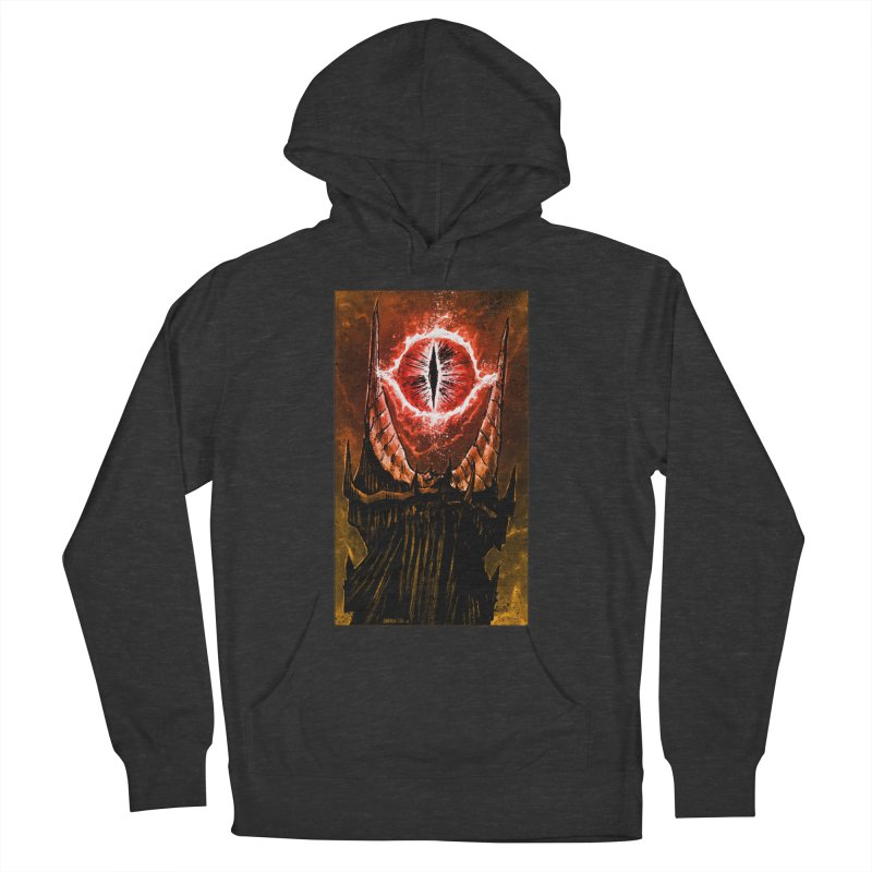 The Great Eye Women's Pullover Hoody by Ambrose H.H.'s Artist Shop