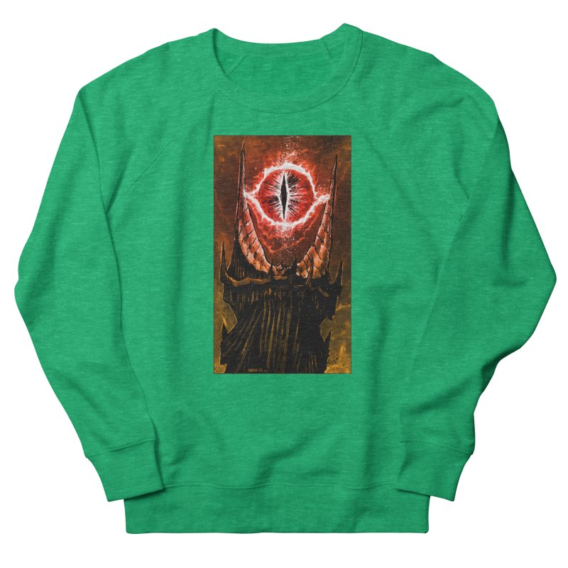 The Great Eye Women's Sweatshirt by Ambrose H.H.'s Artist Shop