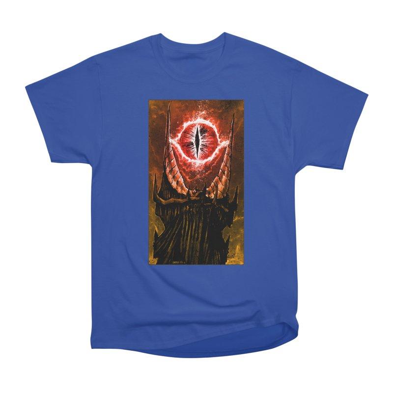 The Great Eye Women's T-Shirt by Ambrose H.H.'s Artist Shop