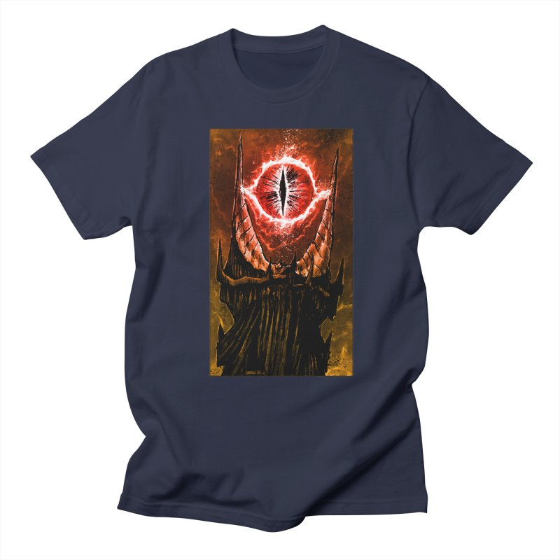 The Great Eye Women's Regular Unisex T-Shirt by Ambrose H.H.'s Artist Shop