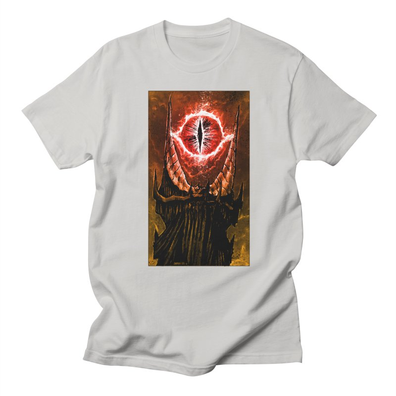 The Great Eye Men's Regular T-Shirt by Ambrose H.H.'s Artist Shop