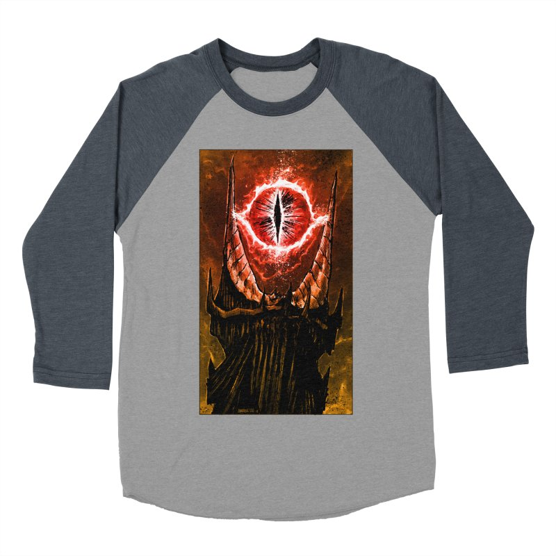 The Great Eye Women's Longsleeve T-Shirt by Ambrose H.H.'s Artist Shop