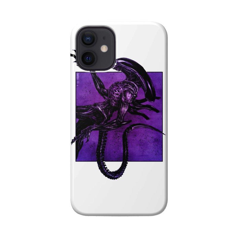 Xenomorph Accessories Phone Case by Ambrose H.H.'s Artist Shop
