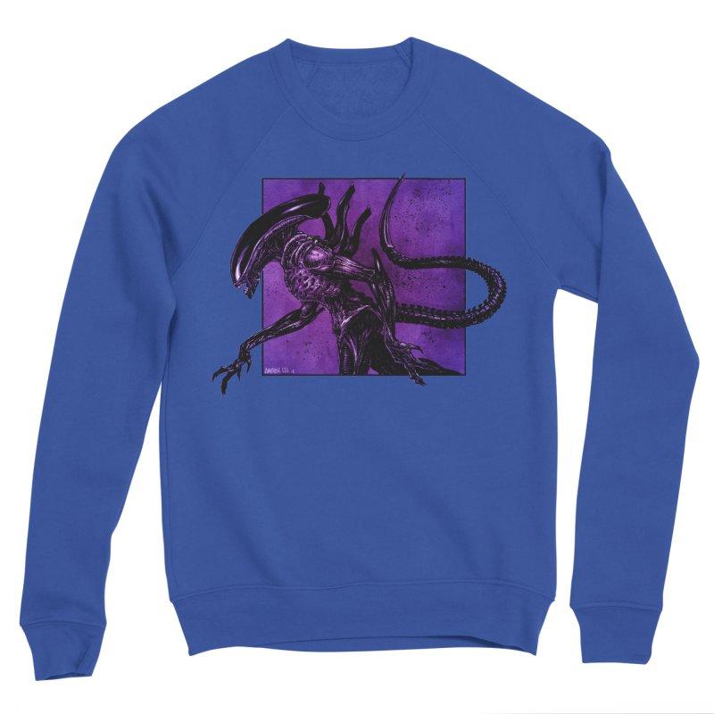 Xenomorph Women's Sweatshirt by Ambrose H.H.'s Artist Shop